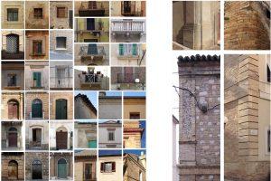 Foto di ingressi e facciate dei palazzi storici del comune di San Salvo